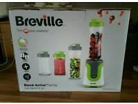 Breville Active Blend Family