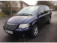 7 Seater Chrysler Grand Voyager, Auto, Executive CRD, a Great Car