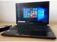 "High Spec Toshiba Intel Core i3-3210 Laptop,8GB RAM,Wifi/Webcam/hdmi/USB 3.0,13.3""LED display win10"