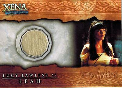 Xena Warrior Princess Beauty & Brawn Costume Card Leah C8