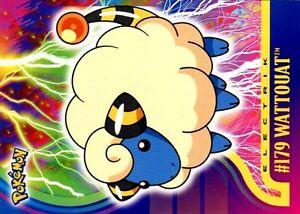 Pokemon carte topps neuve n 179 wattouat ebay - Pokemon wattouat ...