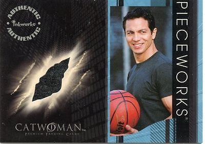 CATWOMAN - THE MOVIE - BENJAMIN BRATT AS TOM LONE PIECEWORK CARD - PW14