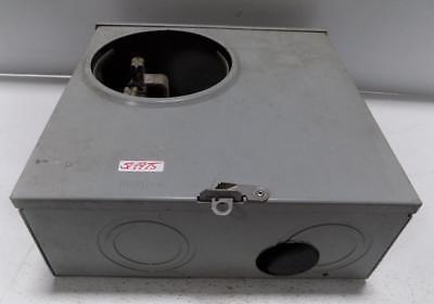 DURHAM 200A METER BOX 1004880