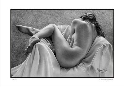 CLASSICAL NUDE REPOSE          LIMITED EDITION