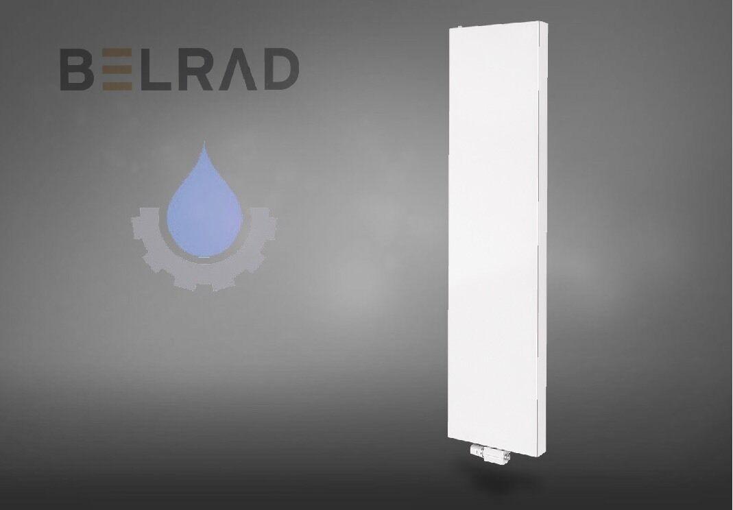 Heizung Vertikal Plan/Glatt Edel Mittelanschluss modern Halter Heizkörper BELRAD
