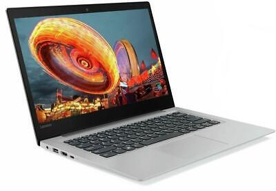 Lenovo Ideapad S130-14IGM 14 Inch 4GB 64GB Thin Light Silver Laptop Win 10