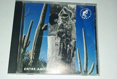 SOUTH AMERICAN INDIAN FLUTES - IMBAYA - ENTRE AMIGOS - CD