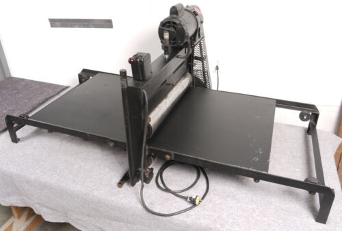 "Motorized Dickerson Etching/Lithography Press - 27x48"" - Can Load/Ship - Conrad"