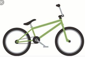 """WANTED: 20""""boys bike"""