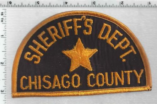 Chisago County Sheriff (Minnesota) 2nd Issue Shoulder Patch