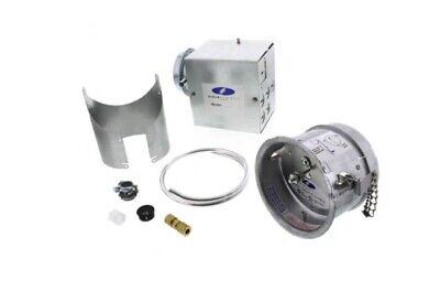 Field Controls Ck-43 Adj Post Purge W Draft Control 24v Gas System