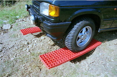 38mm Off Road 4x4 Snow Recovery Waffle Boards Bridging Sand Ladders  1000x270
