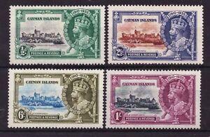 GB - CAYMAN ISLANDS 1935 - Silver Jubilee - KGV -complete set- MNH/** - <span itemprop='availableAtOrFrom'>Szczecin, Polska</span> - GB - CAYMAN ISLANDS 1935 - Silver Jubilee - KGV -complete set- MNH/** - Szczecin, Polska