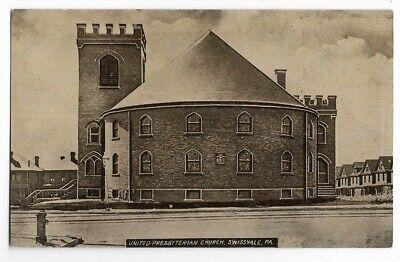 UNITED PRESBYTERIAN CHURCH~SWISSVALE, PITTSBURGH, PA