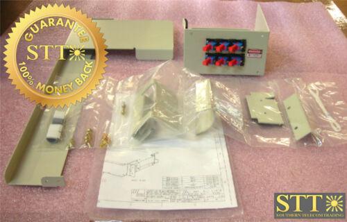 Mfp-250004 Adc Splice/storage Fiber Plug-in Module New