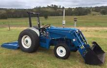 Tractor with Slasher / 4 in 1 bucket / Post Hole Digger Toowoomba 4350 Toowoomba City Preview