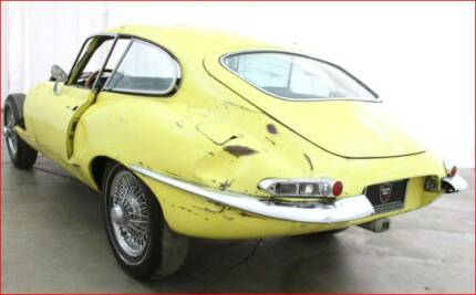 Jaguar E Type Loganholme Logan Area Preview