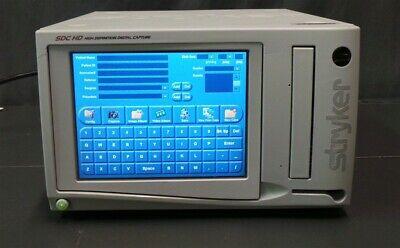 Stryker Sdc Hd Image Endoscopy High Definition Digital Capture 240-050-888