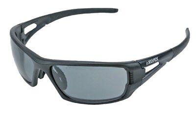 Elvex Rimfire Safetyshootingtacticalsun Glasses Grey Anti Fog Lens Z87.1