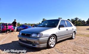 Nissan Pulsar N14 Turbo Cleveland Redland Area Preview