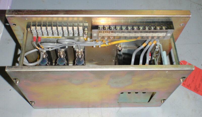 Fanuc A02b-0055-c036  Cnc Input Unit _ A02b0055c036