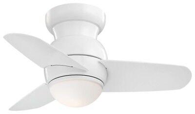 Minka Aire Spacesaver Led Fan 26