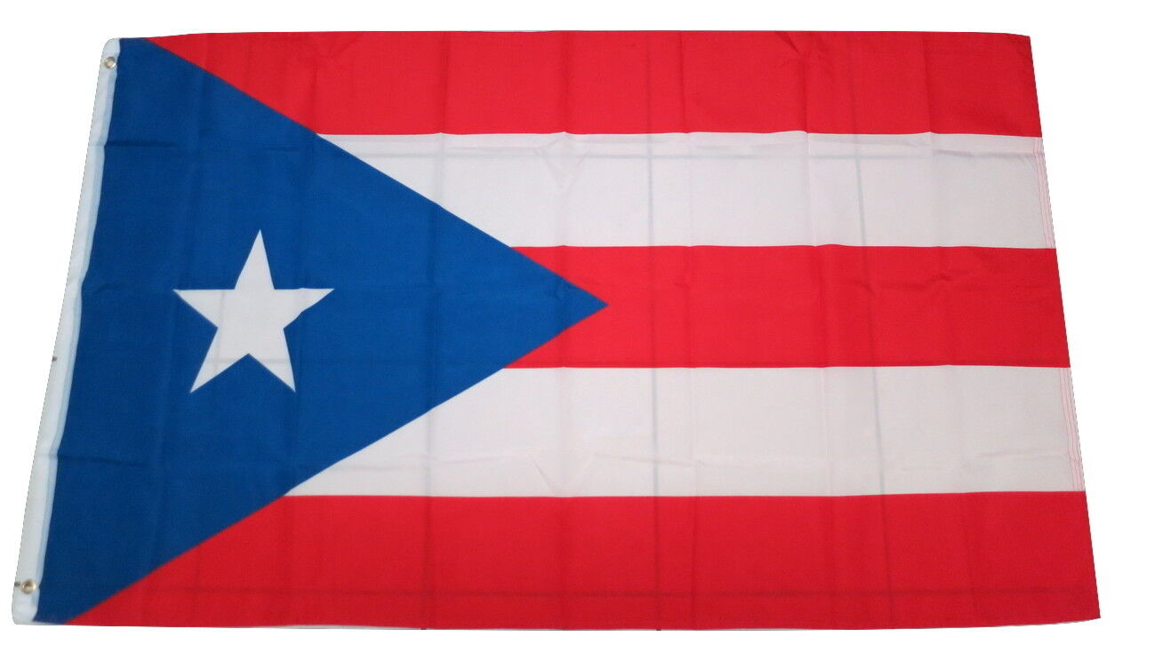 TrendyLuz Flags Puerto Rico Puerto Rican National Country Fl