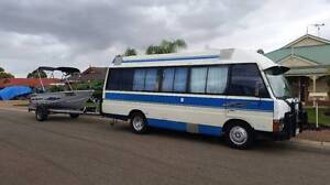 Mazda Caravan Vehicle and 14ft Aluminium Boat combo Blakeview Playford Area Preview