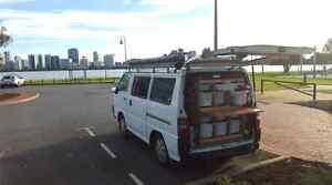 Van Mitsubishi 2003 Backpacker Traveler RoadTrip Mount Lawley Stirling Area Preview