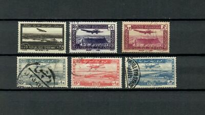 Middle East  french colonies Used Classic AVIATION STAMPS  LOT (Leb 1050)