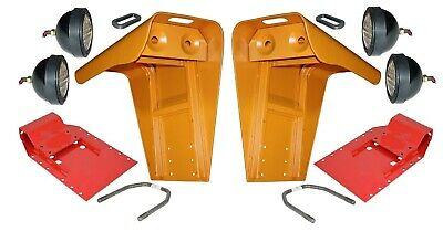 Fenders Left Right Ih 544 656 706 756 806 826 856 Tractor