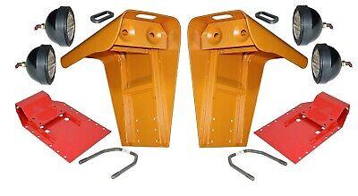 Fenders Left Right Ih 1026 1206 1256 1456 Tractor