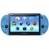 Sony Playstation PS Vita - New Slim Model - PCH-2006 (Aqua Blue)