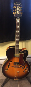 2004 Epiphone Broadway With Case