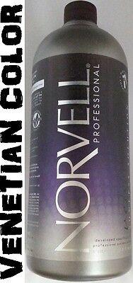 Norvell Venetian Sunless Airbrush Spray Tan Dark Tanning Solution 34 oz Liter