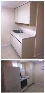 Clean and Bright Basement in Richmond Hill  for rent