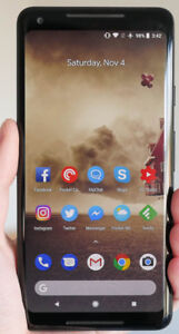 TRADE my Pixel2 XL 128G black for your Samsung Galaxy S9+