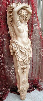 Galionsfigur Statue Figur Skulptur Säule CA01