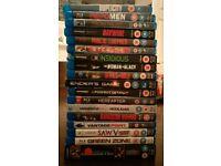 19 Blu Ray films