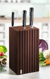 Wusthof 7262 Sticks designer knife block - brand new, unused, with box