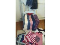 girls bundle of clothes 4 - 6 years