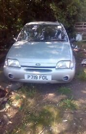 Ford fiesta project