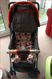 Baby Stroller , Walker and Baby Car seat