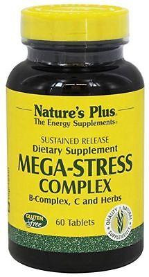 Mega-Stress Complex Natures Plus 60 Tabletten 25,26 € / 100 g