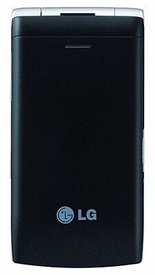 LG A133 schwarz silber NEU tolles KLAPPHANDY OHNE VERTRAG Große Tasten Seniore