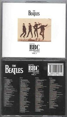 BEATLES BBC Anthology Vol.1   4 CD