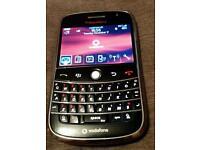 blsckberry 9000 vodafone