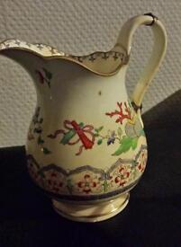 Antique Minton cream jug