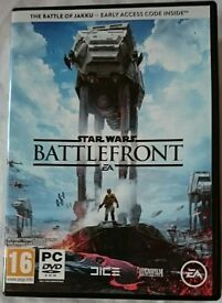 STARWARS BATTLEFRONT GAME FOR PC