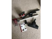 Beldray cordless Hoover used once
